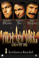 Tolpe New Yorka - Gangs of New York