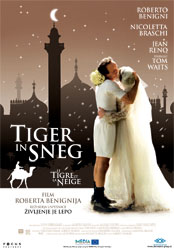 Tiger in sneg - The Tiger and The Snow