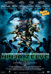 Ninja želve - Teenage Mutant Ninja Turtles