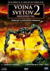 Vojna svetov 2: Naslednji val - War of the Worlds 2: The Next Wave