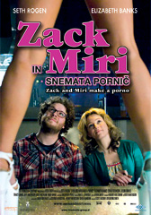 Zack in Miri snemata pornič - Zack and Miri Make a Porno