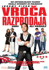 Vroča razprodaja - The Goods: Live Hard, Sell Hard