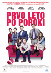 Prvo leto po poroki - I Give It a Year