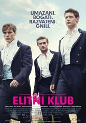 Elitni klub - The Riot Club