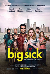 Ljubezen na prvo bolezen - The Big Sick